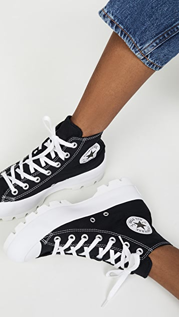 Chuck Taylor All Star Lugged Hi Sneakers