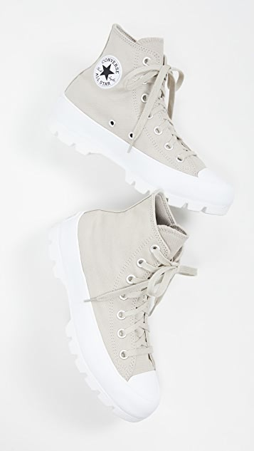 Converse Chuck Taylor All Star 沟纹运动靴