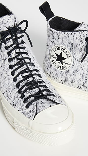 Converse Chuck 70 Flocked Wooland Fleece 运动鞋