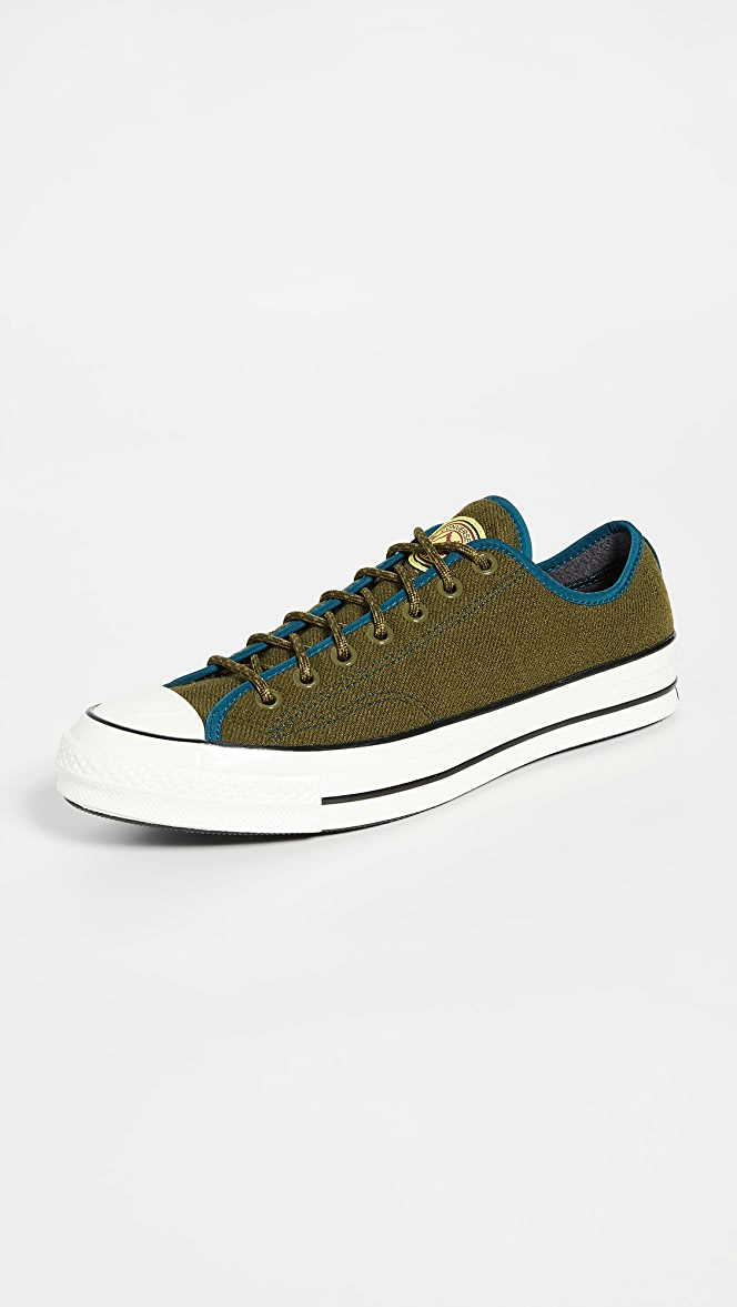 Converse Chuck 70 Archival Terry Low Top Sneakers | EAST DANE