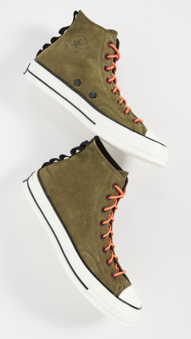 Converse Chuck 70 SP Nubuck Leather High Top Sneakers | EAST DANE