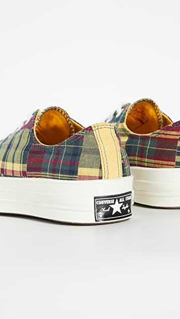 Converse Chuck Twisted Prep Sneakers