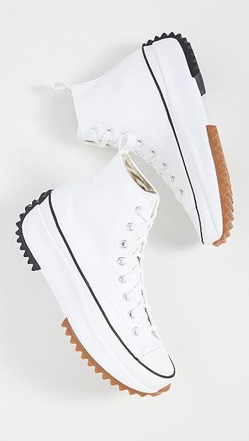 Converse Run Star Hike High Top Sneakers