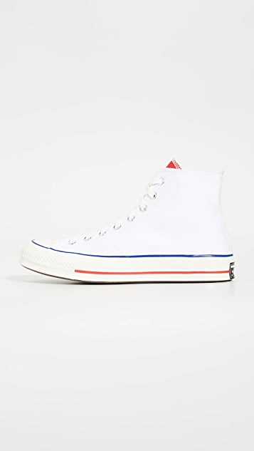 Converse Chuck 70 Twisted Tongue High Top Sneakers