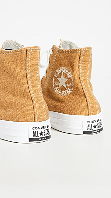 Converse Chuck Taylor All Star Renew 高帮运动鞋