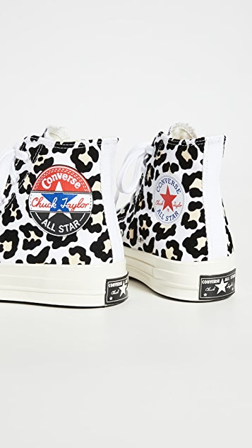 Converse Chuck 70 Logo Play 高帮运动鞋