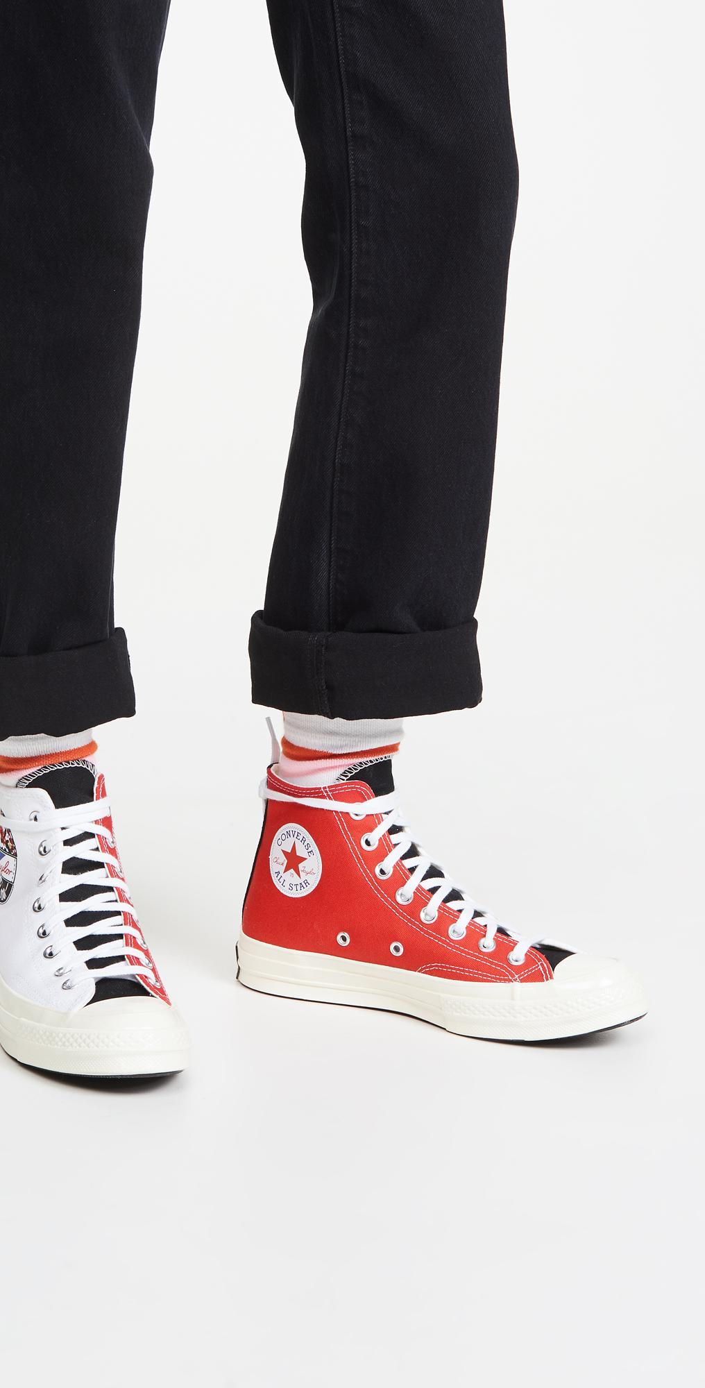 Converse Chuck 70 Logo Play High Top