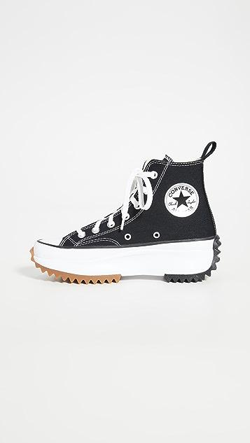 Converse 匡威 Run Star Hike 高帮运动鞋