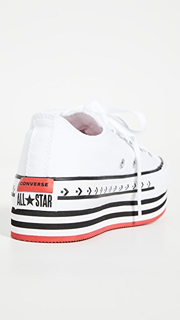 Converse Chuck Taylor All Star Lift 运动鞋