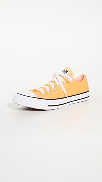 Converse Chuck Taylor All Star Seasonal 牛津布运动鞋