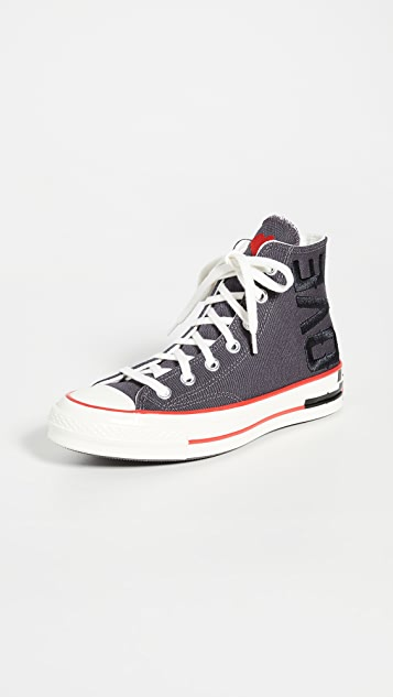 Converse Chuck 70 高帮运动鞋