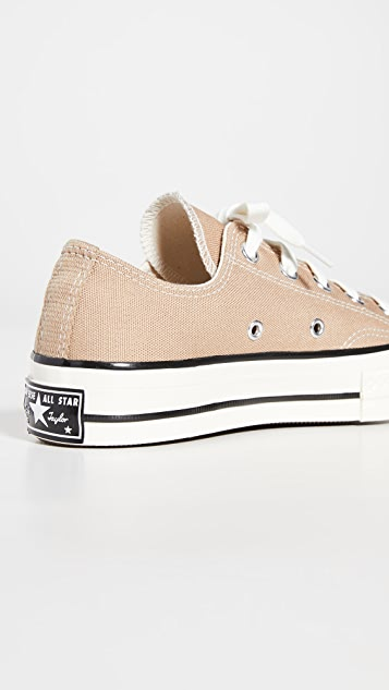 Converse Chuck 70 低帮牛津运动鞋