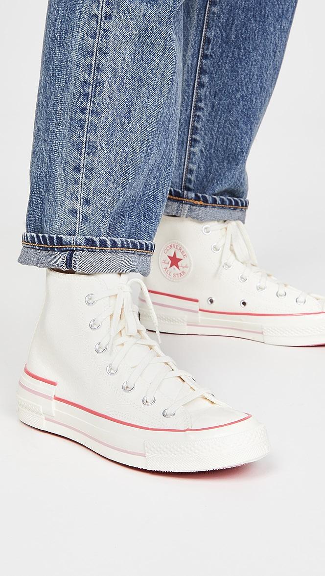Converse Chuck 70 Hacked Heel High Top