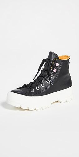 Converse - Chuck Taylor All Star 沟纹冬日运动鞋