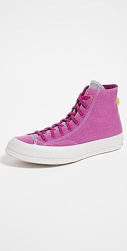 Converse - Chuck 70 Renew High Top Sneakers