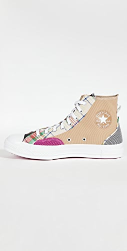 Converse - Chuck 70 Pattern Play High Top Sneakers