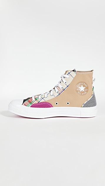 Converse Chuck 70 Pattern Play High Top Sneakers