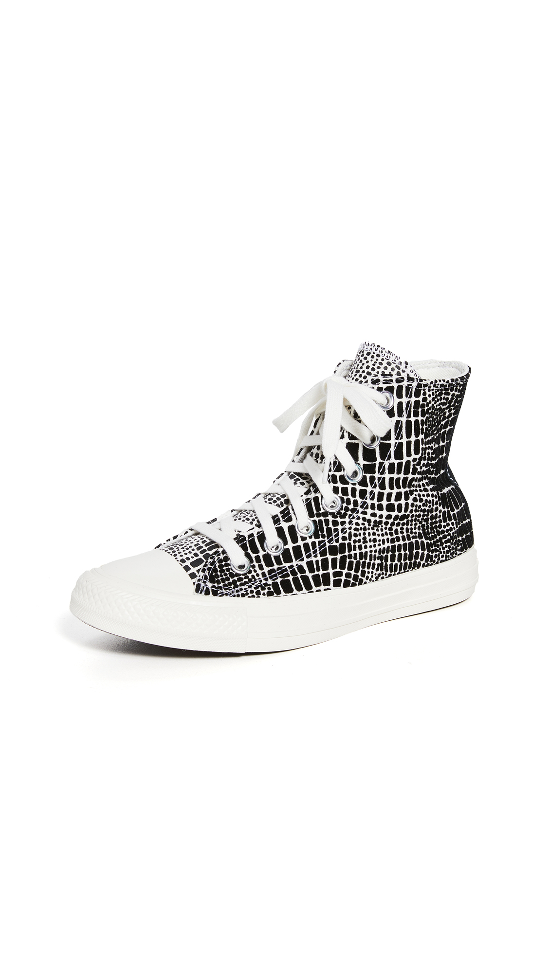 CONVERSE CHUCK TAYLOR ALL STAR HIGH TOP DIGITAL DAZE SNEAKERS