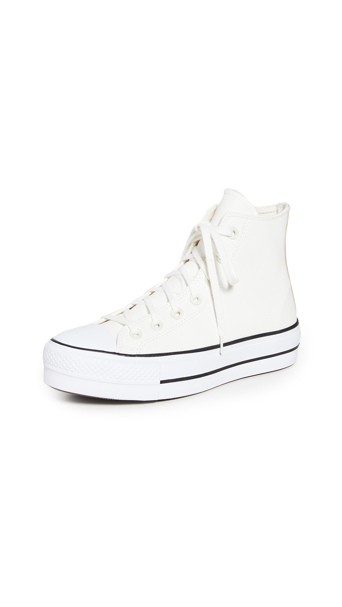 CONVERSE CHUCK TAYLOR LIFT ALL STAR HIGH TOP SNEAKERS