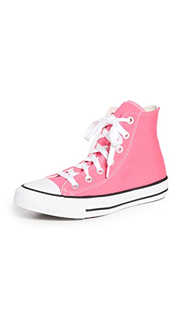 Converse Chuck Taylor All Star High Top Sneakers 10 Spring wardrobe essentials