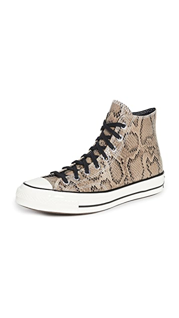 Converse Archive Reptile Chuck 70 High Sneakers