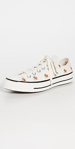 Converse - Chuck 70 刺绣游园会运动鞋