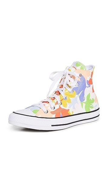 Converse Chuck Taylor All Star Garden Party High Top Sneakers