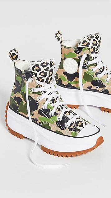 Converse Run Star Hike Gone Wild Sneakers