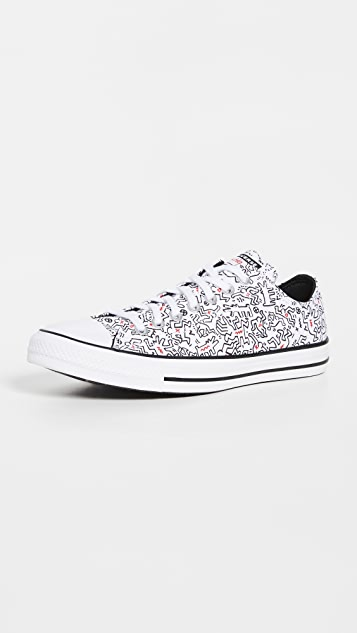 Converse x Keith Haring Chuck Taylor All Star Oxford Sneakers