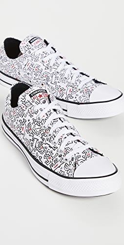 Converse - x Keith Haring Chuck Taylor All Star Oxford Sneakers
