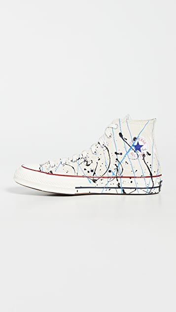 Converse Chuck 70 Expressionist Icon Sneakers