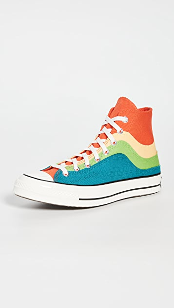 Converse Chuck 70 Ole Reliable High Top Sneakers