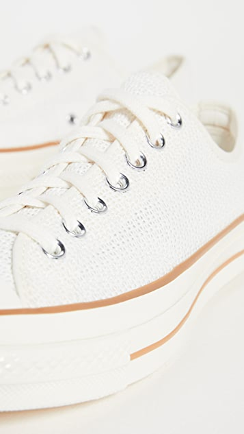 Converse Chuck 70 Easy Breezy Low-Top Sneakers
