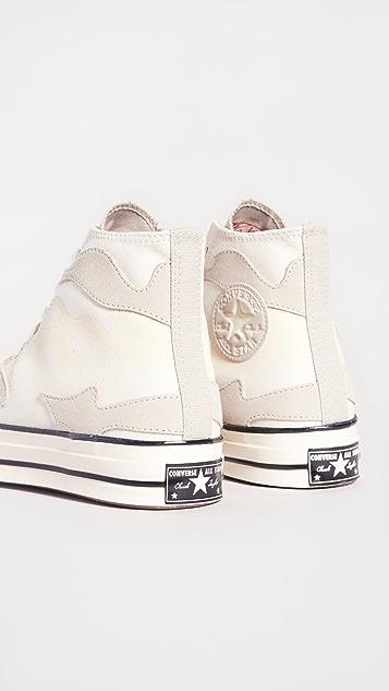 Converse Hybrid Camo Chuck 70 Sneakers