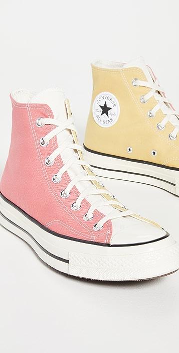 Converse Hybrid Texture Chuck 70 Sneakers
