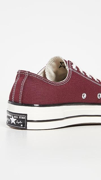 Converse Ox Chuck 70 Sneakers