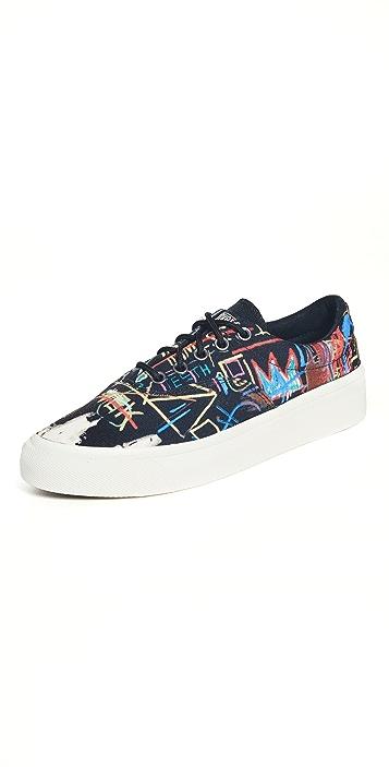 Converse Basquiat Skid Grip Sneakers