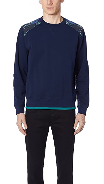 Coach 1941 Patchwork Sweatshirt