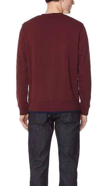 Coach 1941 x Keith Haring Heart Concert Sweatshirt