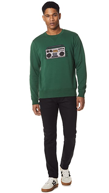 Coach 1941 x Keith Haring Radio Sweatshirt