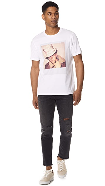 Coach 1941 x Keith Haring Polaroid Tee Shirt