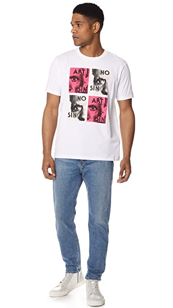Coach 1941 x Keith Haring Art No Sin Tee