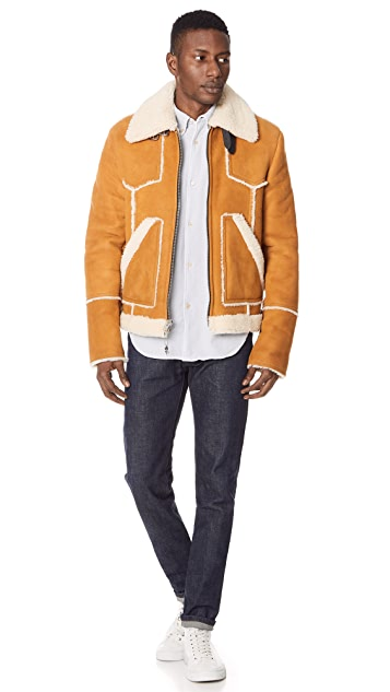 Coach 1941 Icon Shearling Jacket
