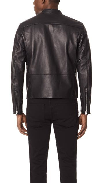 Coach 1941 Leather Racer Jacket