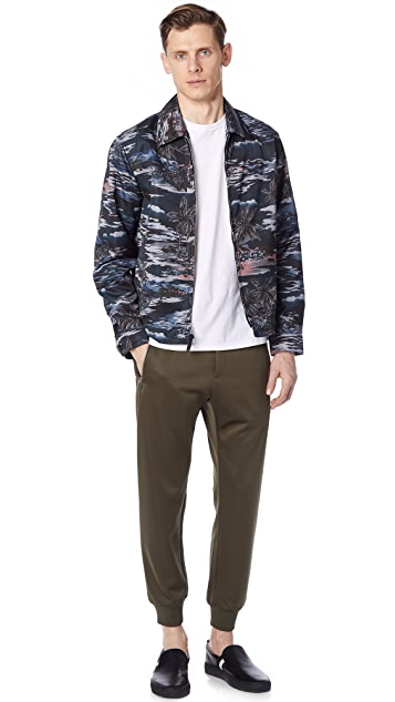 Coach 1941 Printed Blouson Jacket