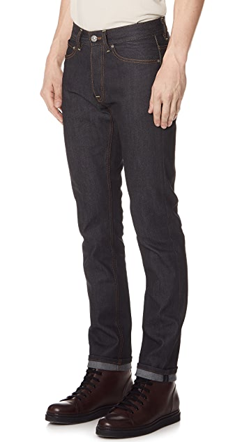 Coach 1941 Classic Denim Pants