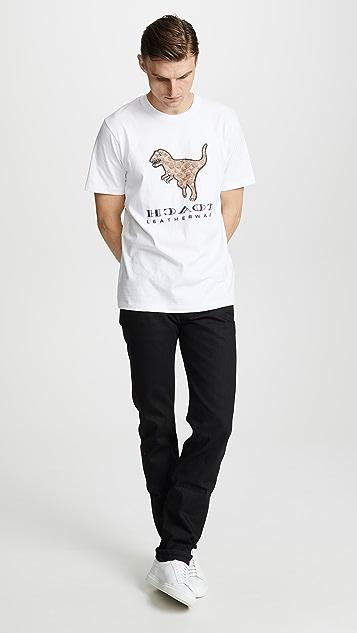 8d6b5617e7 Signature Rexy Sticker T-Shirt