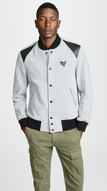 Coach 1941 Rexy Patch Varsity Jacket