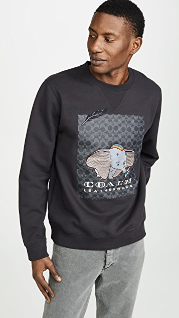 Coach 1941 Disney Dumbo Sweatshirt