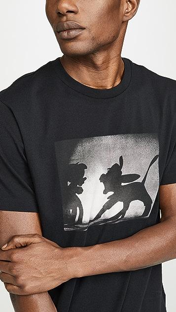Coach 1941 Disney Pinocchio T-Shirt
